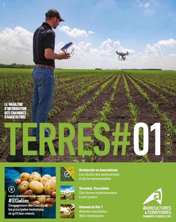 Terres 01 le magazine d 39 information des chambres d - Chambre agriculture orne ...